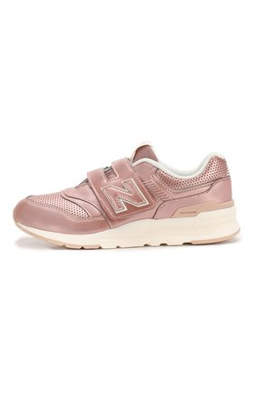 Детские кроссовки 997h NEW BALANCE розового цвета, арт. PZ997HRS/M | Фото 2