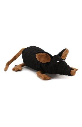 Детского коллекционная игрушка зверский город SIGIKID черного цвета, арт. 39164 | Фото 1