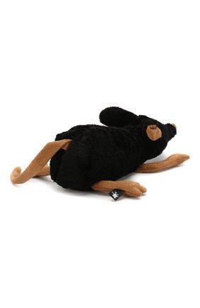 Детского коллекционная игрушка зверский город SIGIKID черного цвета, арт. 39164 | Фото 2