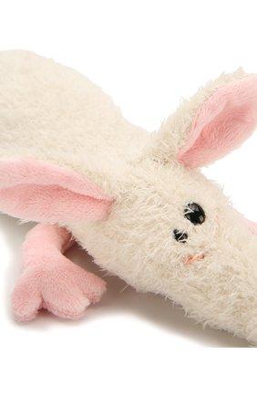 Детского коллекционная игрушка зверский город SIGIKID белого цвета, арт. 37704 | Фото 3