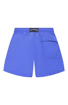Детские плавки-шорты VILEBREQUIN синего цвета, арт. JIMC0D00 | Фото 2