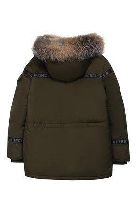 Пуховая куртка Naussac | Фото №2