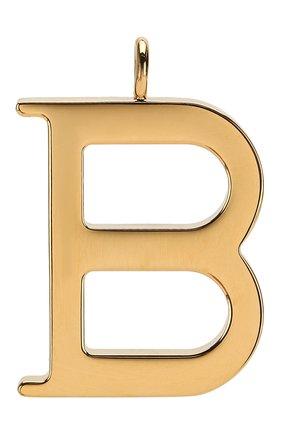 Женские подвеска для сумки alphabet key CHLOÉ золотого цвета, арт. CHC15WK00BCB79DA | Фото 1