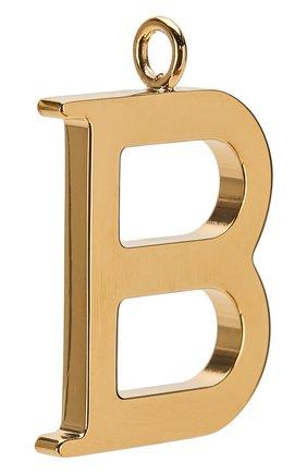 Женские подвеска для сумки alphabet key CHLOÉ золотого цвета, арт. CHC15WK00BCB79DA | Фото 2