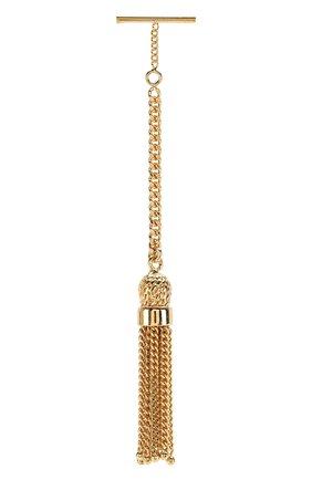 Женская подвеска для очков lynn CHLOÉ золотого цвета, арт. CHC17AF001CB79DA | Фото 1