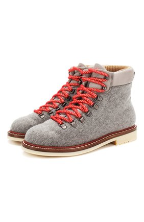 Текстильные ботинки Lady Laax Walk | Фото №1