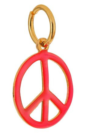 Женская подвеска HYPSO розового цвета, арт. PENDANT C0L0R PEACE AND L0VE | Фото 2