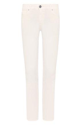Женские джинсы AG белого цвета, арт. 0SV1379/IDU | Фото 1