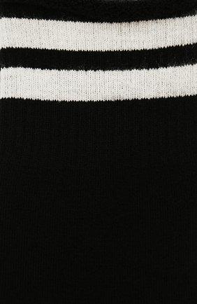 Женские шерстяные носки ANTIPAST черного цвета, арт. KT-144S | Фото 2