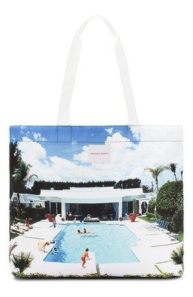 Текстильная пляжная сумка   Фото №1