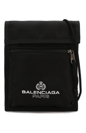 Мужская текстильная сумка explorer BALENCIAGA черного цвета, арт. 532298/9WB85 | Фото 5