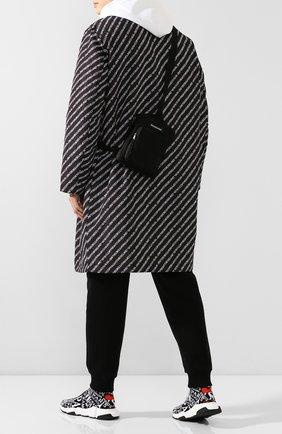 Мужская текстильная сумка explorer BALENCIAGA черного цвета, арт. 593651/9TY45 | Фото 2