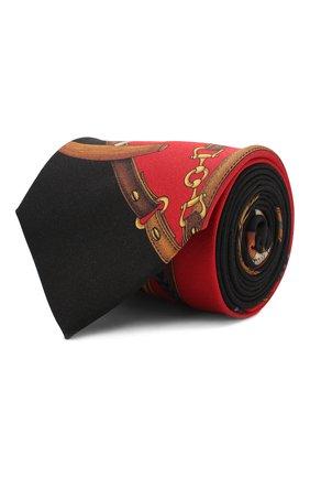 Мужской шелковый галстук RALPH LAUREN разноцветного цвета, арт. 791773340 | Фото 1