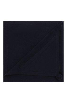 Детского кашемировый плед LES LUTINS синего цвета, арт. 19H01708 | Фото 1