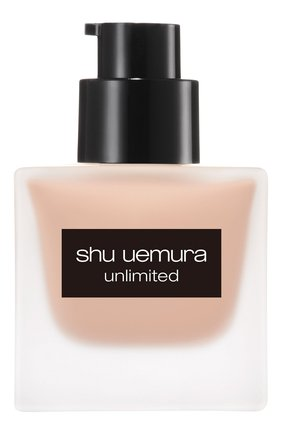 Женское тональный флюид unlimited, оттенок 463 SHU UEMURA бесцветного цвета, арт. 4935421697040   Фото 3