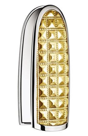 Женская футляр для губной помады rouge g, изумительное золото GUERLAIN бесцветного цвета, арт. G042974 | Фото 1