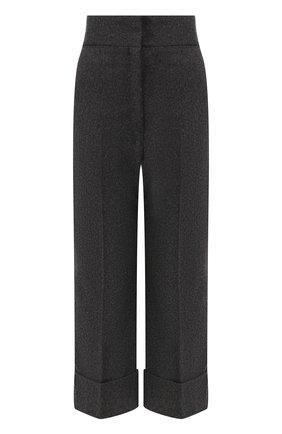 Женские шерстяные брюки LEMAIRE темно-серого цвета, арт. W 193 PA261 LF393 | Фото 1