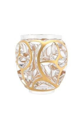 Мужского ваза tourbillons LALIQUE золотого цвета, арт. 10683800 | Фото 1