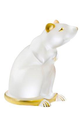 Мужская статуэтка крыса LALIQUE прозрачного цвета, арт. 10686300 | Фото 1