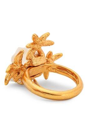 Женское кольцо OSCAR DE LA RENTA белого цвета, арт. R20J415WHT | Фото 2
