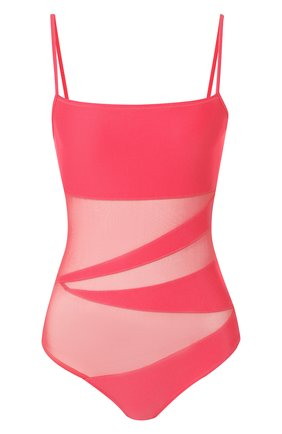 Женский слитный купальник NATAYAKIM розового цвета, арт. NY-013 | Фото 1