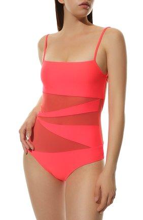 Женский слитный купальник NATAYAKIM розового цвета, арт. NY-013   Фото 2