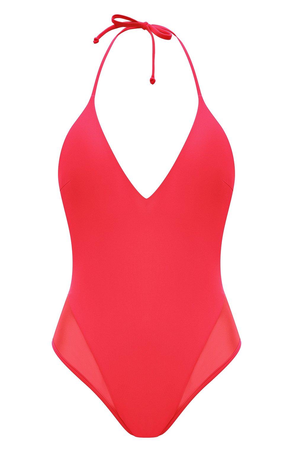 Женский слитный купальник NATAYAKIM розового цвета, арт. NY-082/18 | Фото 1