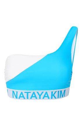 Женский бра-топ NATAYAKIM разноцветного цвета, арт. NY-025T/19 | Фото 1
