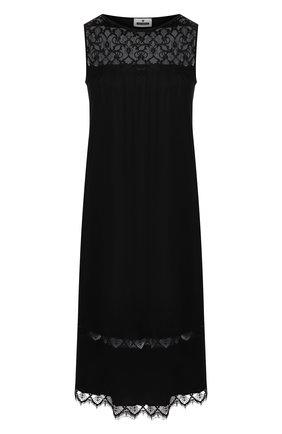 Женская сорочка FREE VOOGUE черного цвета, арт. 29309 | Фото 1