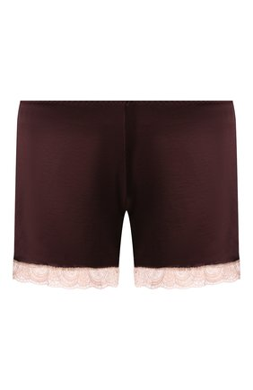Женские шорты MEY коричневого цвета, арт. 49_349_245 | Фото 1