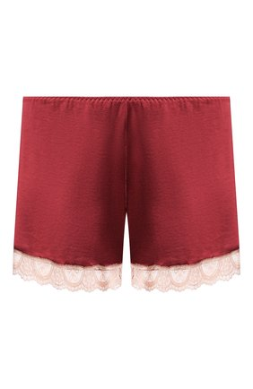 Женские шорты MEY бордового цвета, арт. 49_349_284 | Фото 1