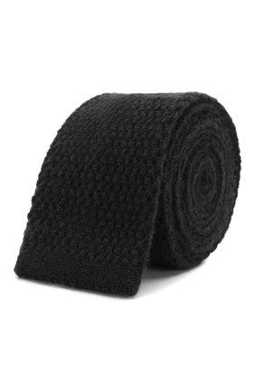 Мужской кашемировый галстук RALPH LAUREN серого цвета, арт. 791761047 | Фото 1