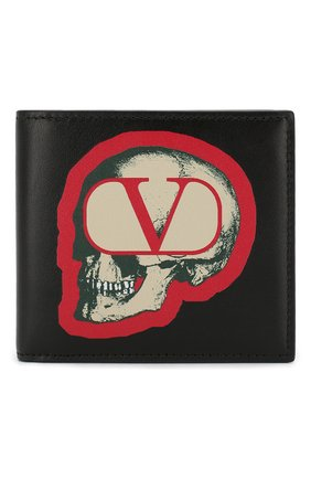 Кожаное портмоне Valentino Garavani x Undercover | Фото №1