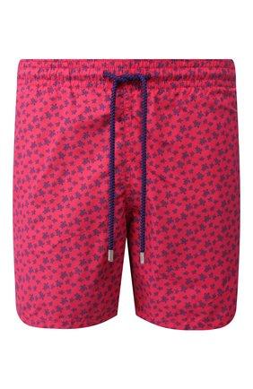 Детского плавки-шорты VILEBREQUIN розового цвета, арт. MOOC0B39 | Фото 1