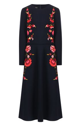 Шерстяное платье   Фото №1