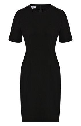 Женское платье ESCADA SPORT черного цвета, арт. 5031794 | Фото 1
