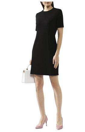 Женское платье ESCADA SPORT черного цвета, арт. 5031794 | Фото 2