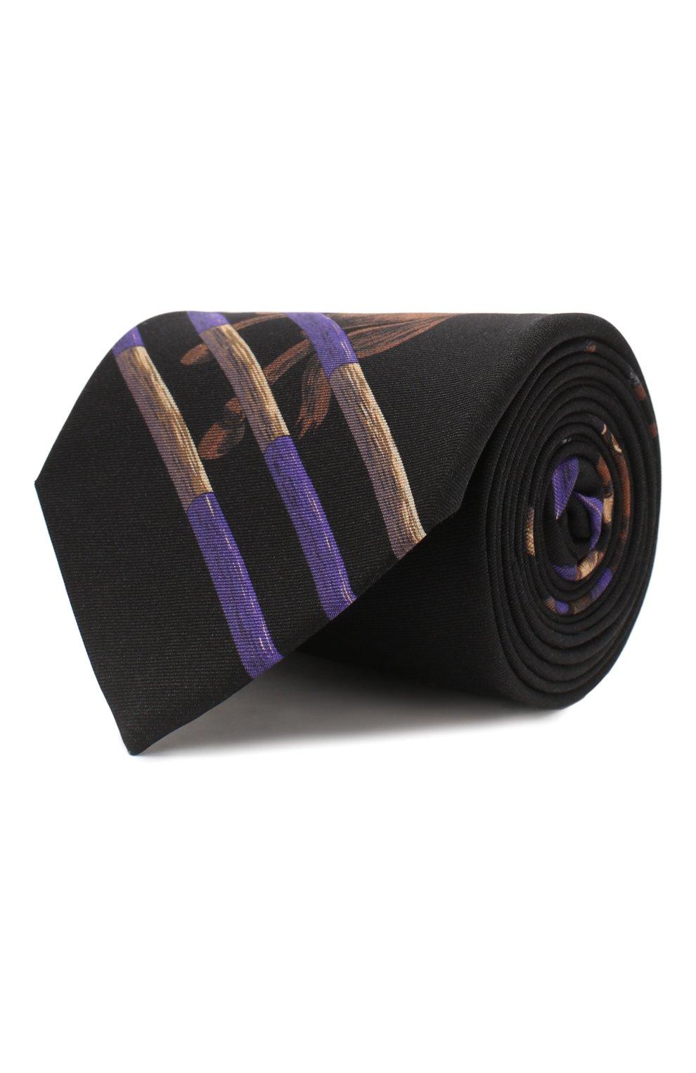 Мужской шелковый галстук RALPH LAUREN разноцветного цвета, арт. 791773338   Фото 1