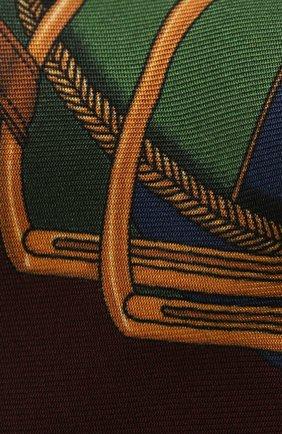 Мужской шелковый галстук RALPH LAUREN разноцветного цвета, арт. 791773397 | Фото 3