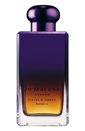 Женский одеколон violet & amber absolu JO MALONE LONDON бесцветного цвета, арт. L6NN-01 | Фото 1