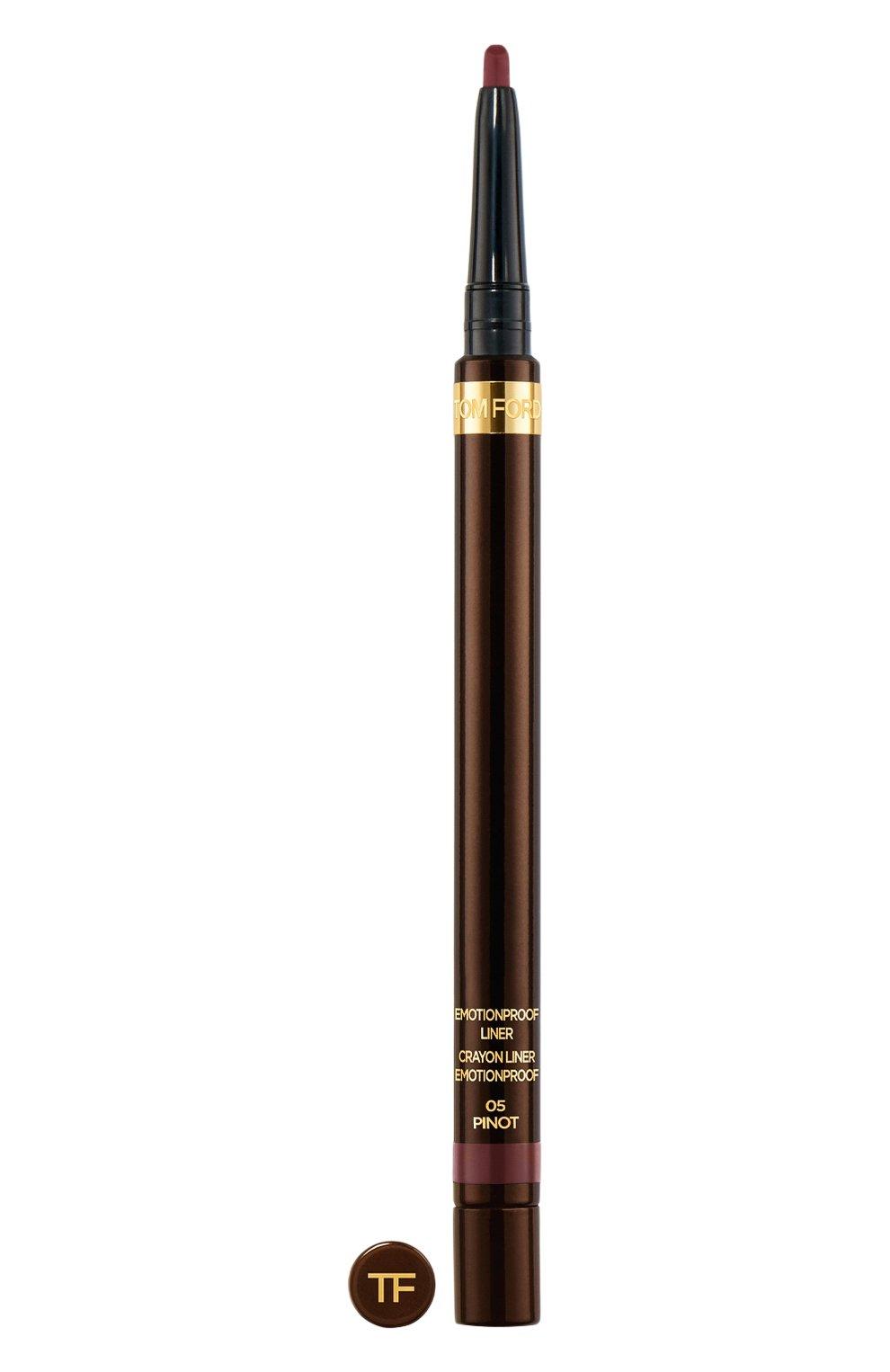 Женский карандаш для глаз emotionproof, оттенок 05 pinot TOM FORD бесцветного цвета, арт. T6YF-05 | Фото 1