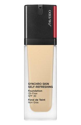 Женское устойчивое тональное средство для совершенного тона, 210 birch SHISEIDO бесцветного цвета, арт. 16078SH | Фото 1