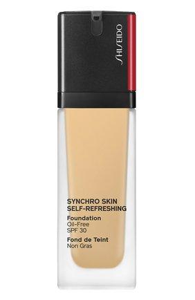 Женское устойчивое тональное средство для совершенного тона, 250 sand SHISEIDO бесцветного цвета, арт. 16082SH | Фото 1