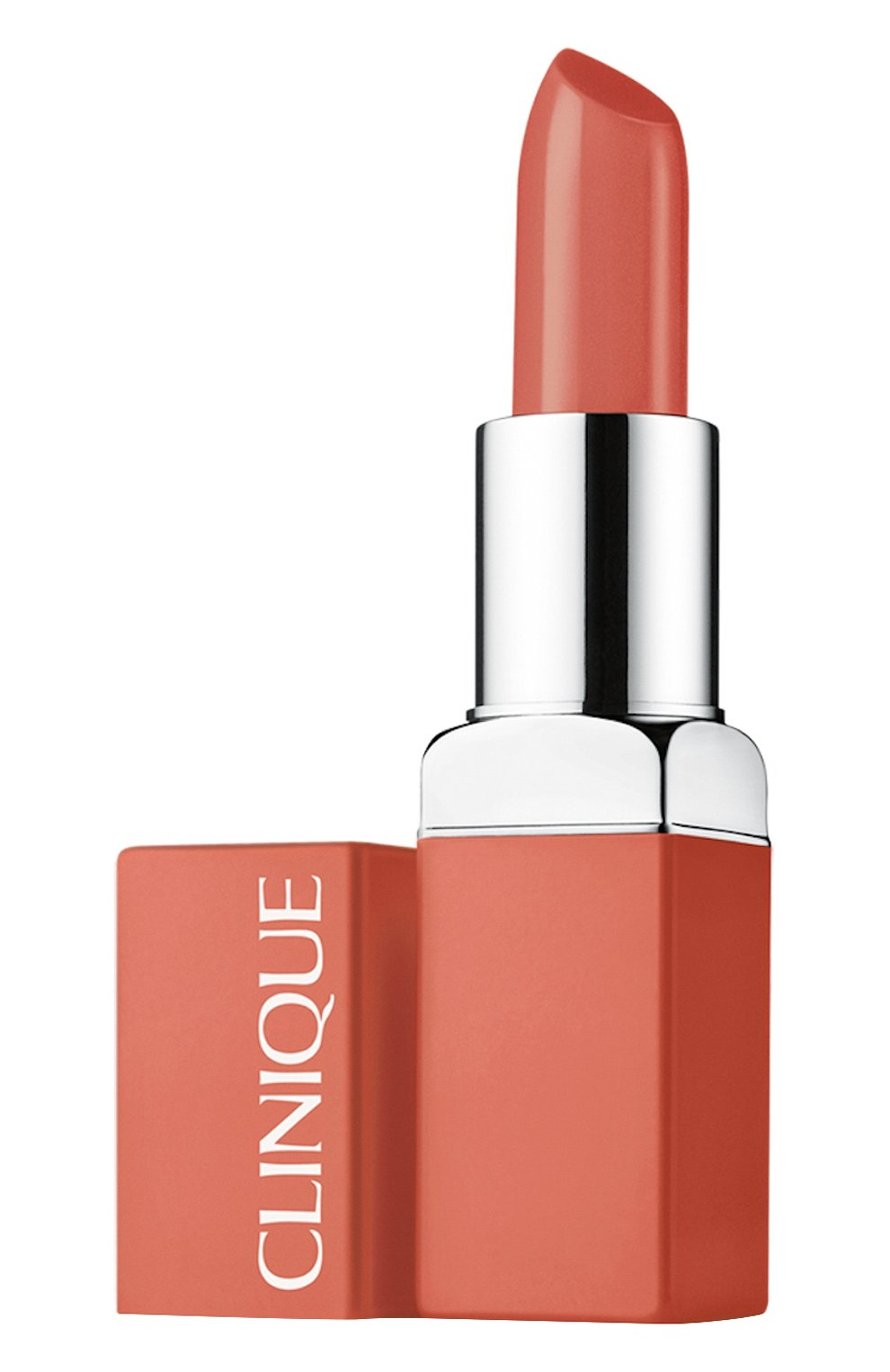 Увлажняющая помада для губ, оттенок 05 camellia CLINIQUE бесцветного цвета, арт. KL3P-05 | Фото 1