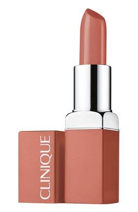 Женская увлажняющая помада для губ, оттенок 06 softly CLINIQUE бесцветного цвета, арт. KL3P-06   Фото 1