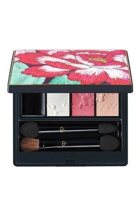 Женские палетка для макияжа глаз, 320 rêve de kimono CLÉ DE PEAU BEAUTÉ бесцветного цвета, арт. 15905CP | Фото 1