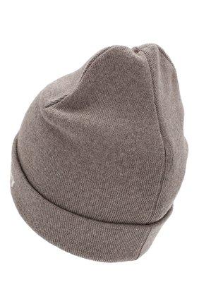 Женская шерстяная шапка GIVENCHY бежевого цвета, арт. GWCAPP/U1604   Фото 2