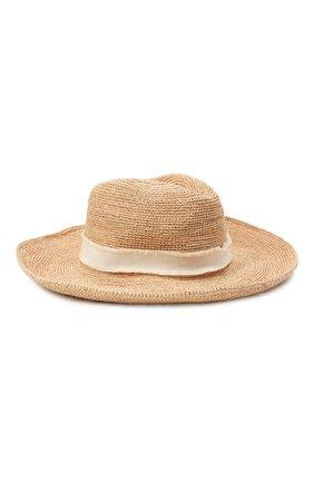 Шляпа из рафии   Фото №1