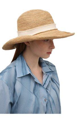 Шляпа из рафии   Фото №2