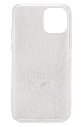 Мужской чехол для iphone 11 pro MISHRABOO прозрачного цвета, арт. Broken 11 Pro | Фото 2